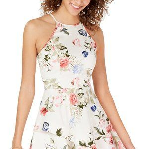 NWT! Speechless Floral Fit & Flare Dress
